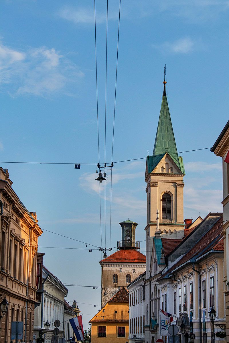Top Things To Do In Zagreb Croatia Europe Trip Itinerary Walking Tour Europe Travel Tips