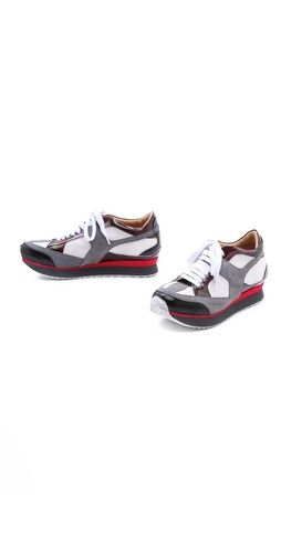 MM6 Maison Martin Margiela Jogging Sneaker | SHOPBOP SAVE 25% use Code:INTHEFAMILY14