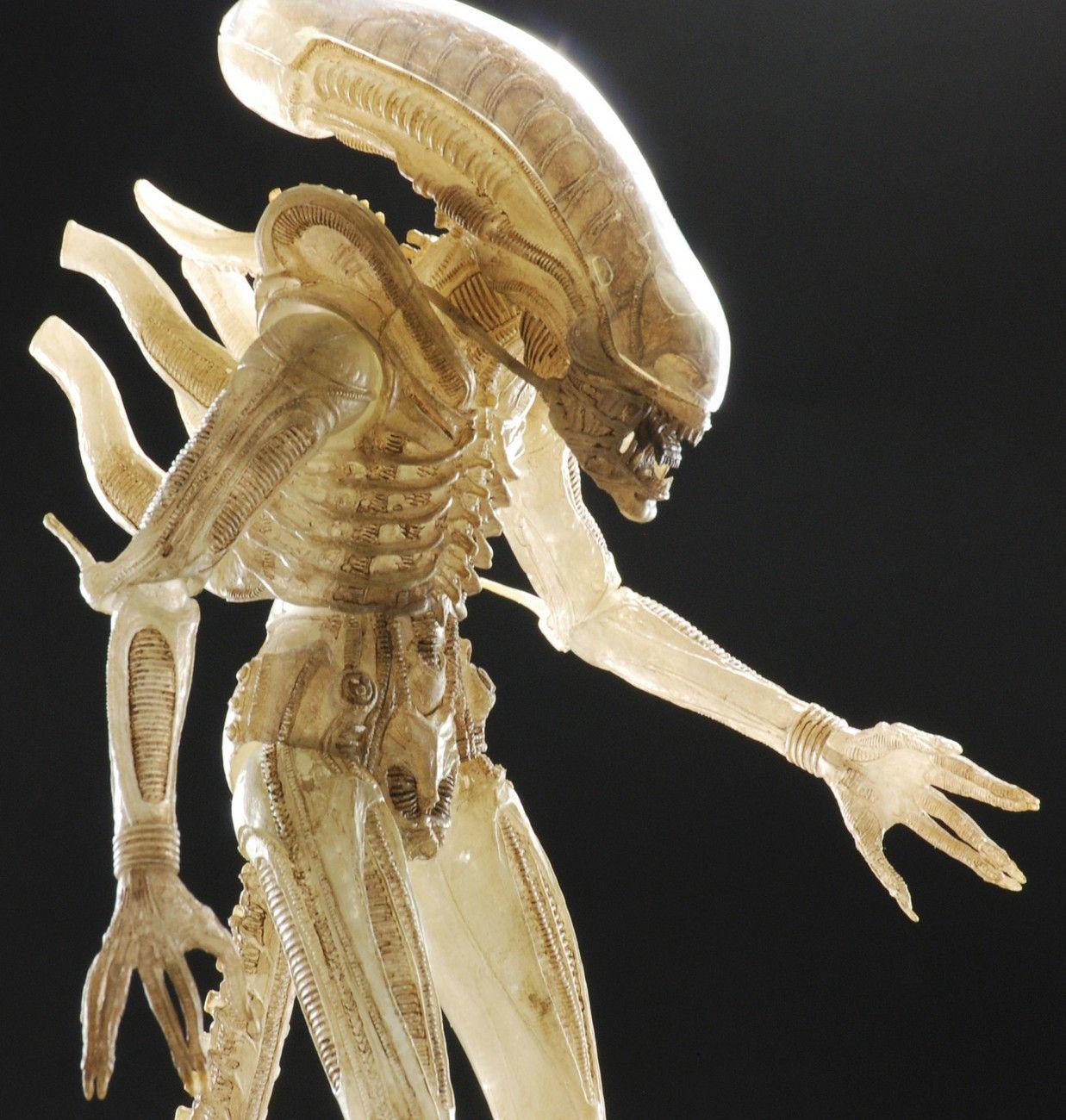 "Prototype Concept Alien Xenomorph Neca Alien vs Predator série 7 2015 7/"" Figure"