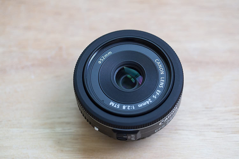 Canon Ef S 24mm F 2 8 Stm Lens Camera Focal Length Canon Ef Canon Lens