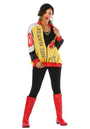 Lovely Nice Theme Halloween Costumes: 80u0027s Costumes   Plus Size Womenu0027s Push It  Pop Star Costume Just Added.