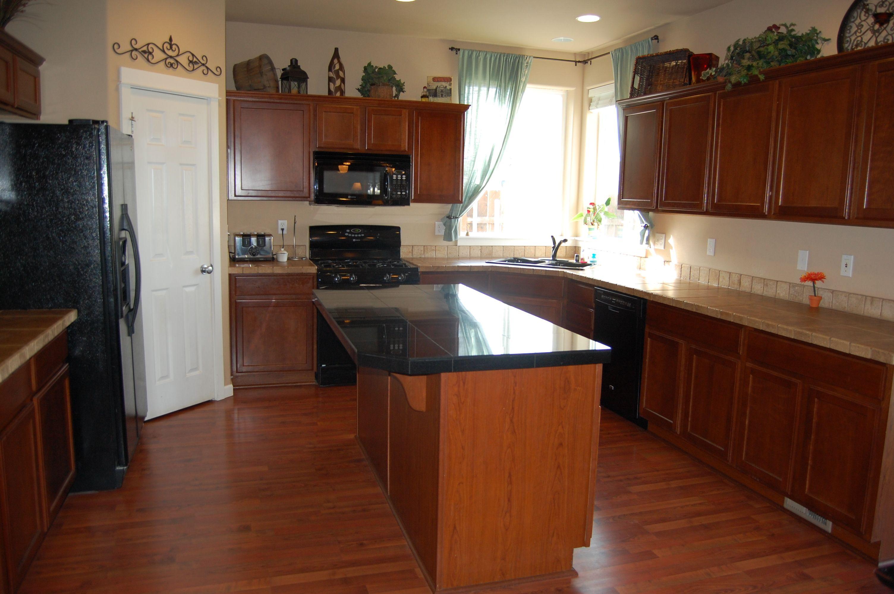 Küche Insel Mit Granit Top - Schlafzimmer | Hausmodelle | Pinterest ...