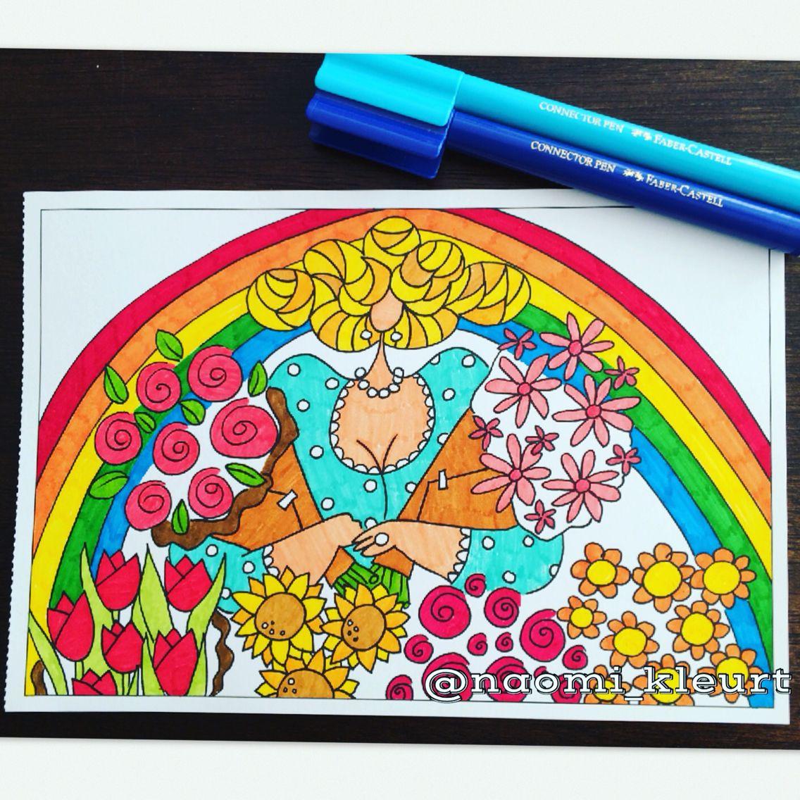 Kleuren Voor Volwassenen Dikke Dames Kleurboek Voor Volwassenen Het Enige Echte Dikke Dames Kleurboek Om Te Versturen Stabilo Kleurboek Kleurplaten Kleuren