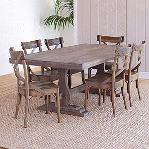French Bistro Side Chairs I Love This Dining Set World Market I