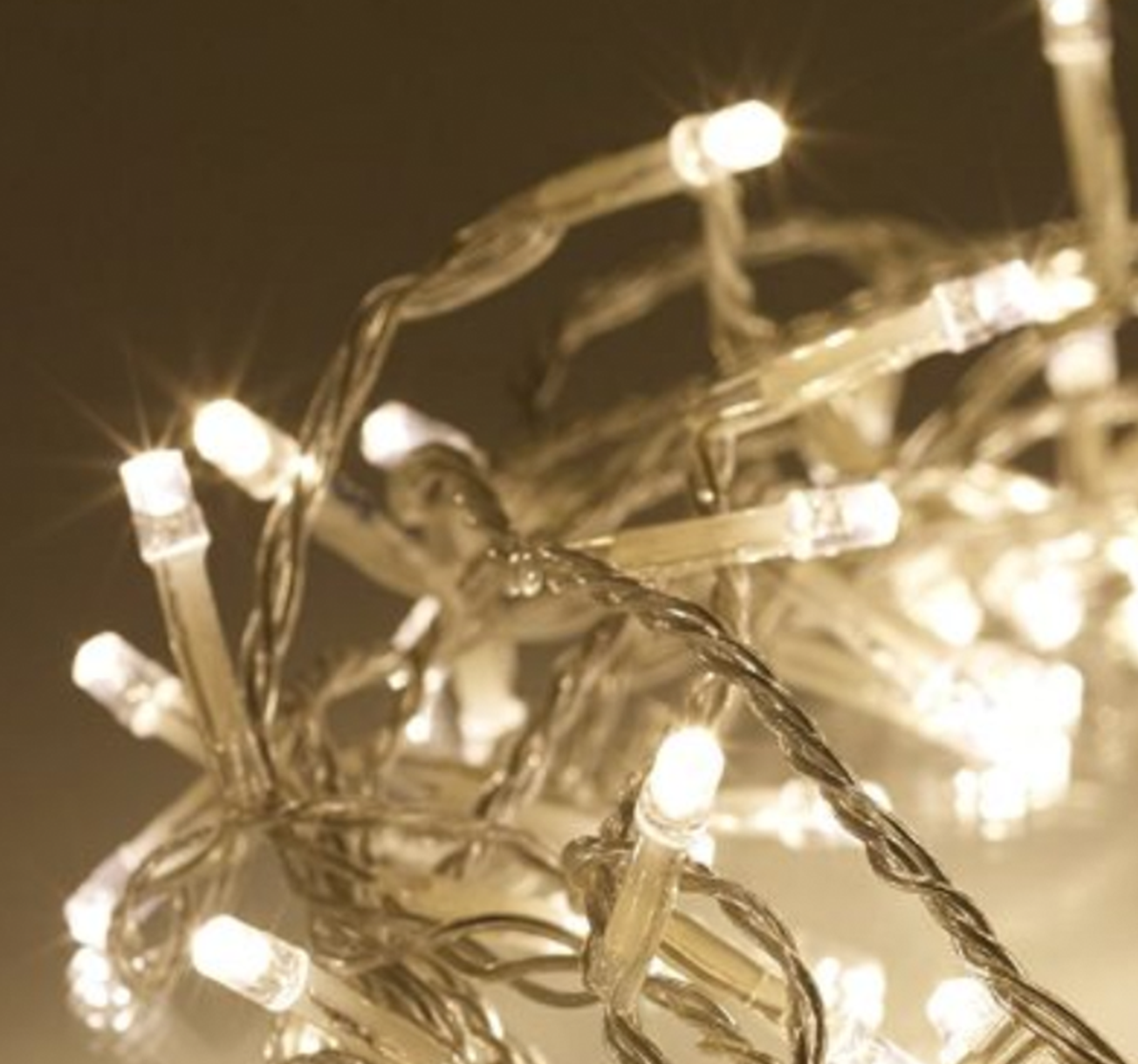 Fairy lights are a classic hire item for those night time ...