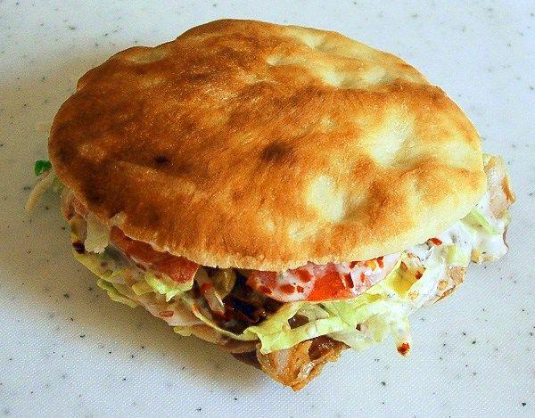 Hoy Os Dejo La Siguiente Receta De Cocina Salsa De Tomate De Kebab Referente Al Doner Kebab Que Ya Os Puse La Semana Pasada La Comida Callejera Kebab Comida