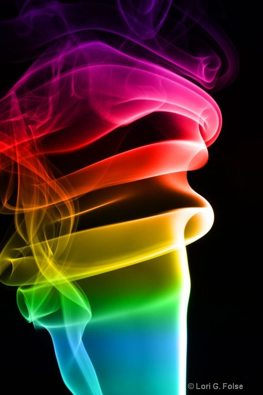 Smokin Rainbow With Images Rainbow Colors Rainbow Colours