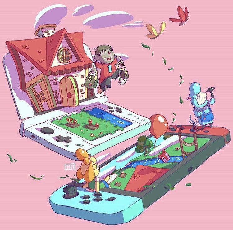 Photo of 10+ Incredible Animal Crossing Fan Art Designs