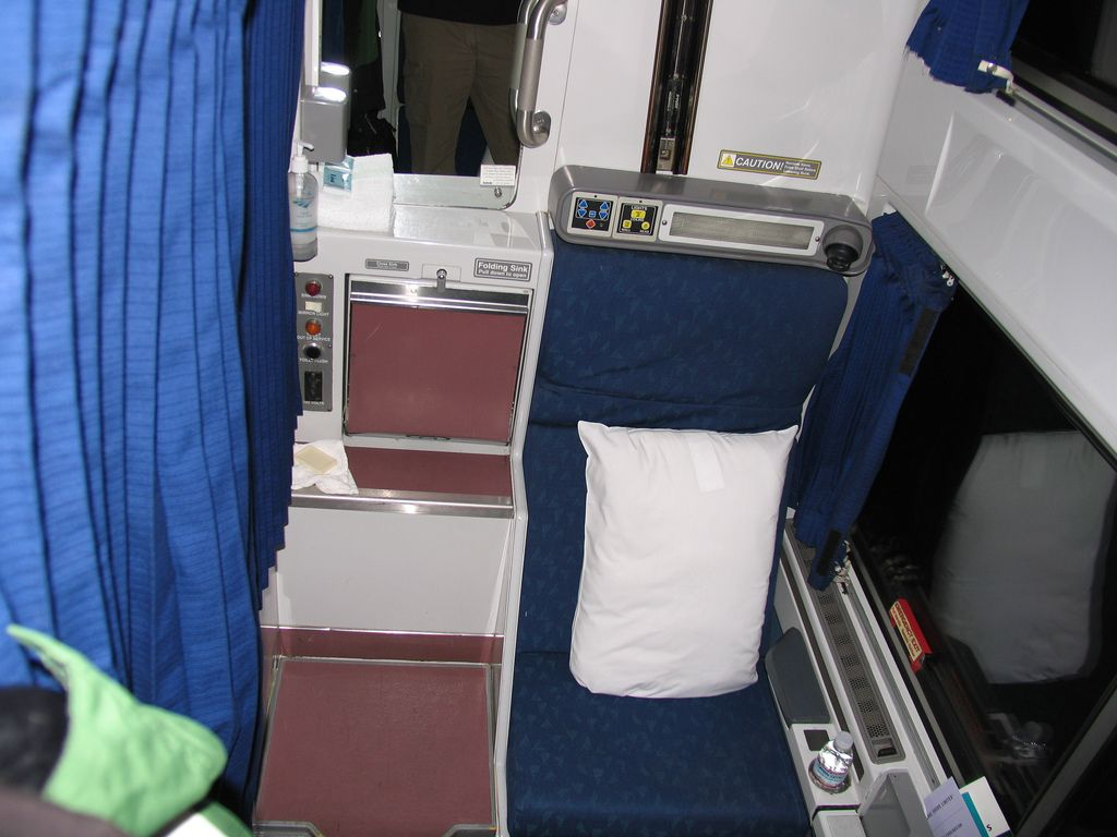 image result for viewliner roomette amtrak train pinterest. Black Bedroom Furniture Sets. Home Design Ideas