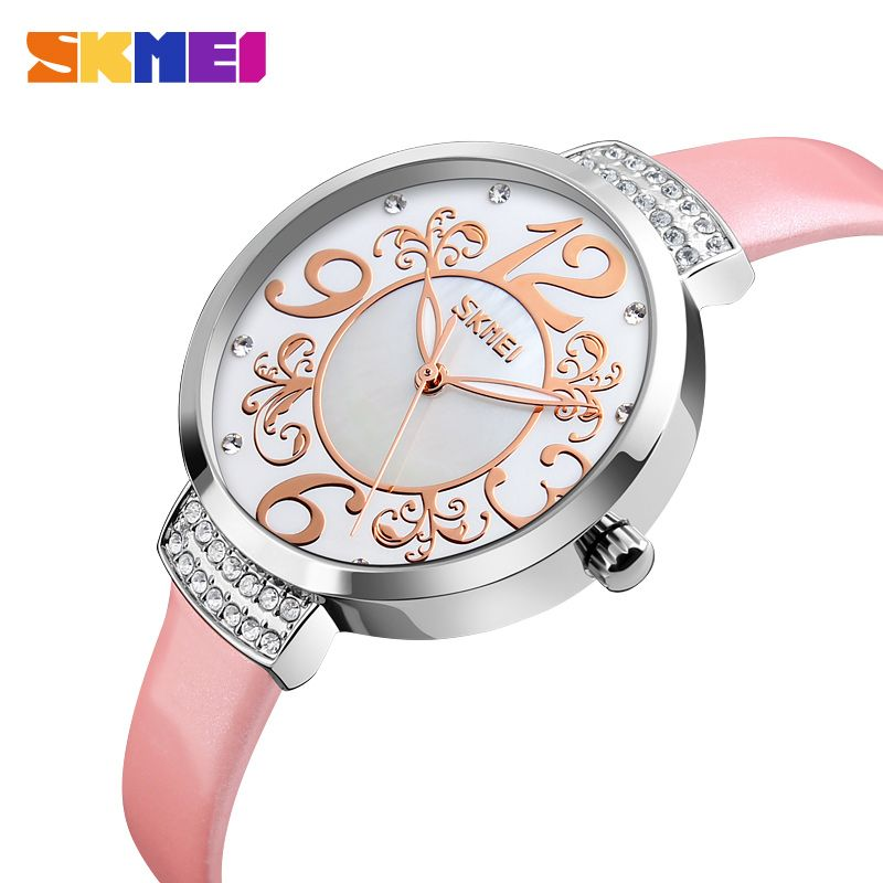 b24004931ac7 Cheap Ladies Fancy Watches Bright Color Hot Sale Watch Skmei 9160 From  Wholesale Market