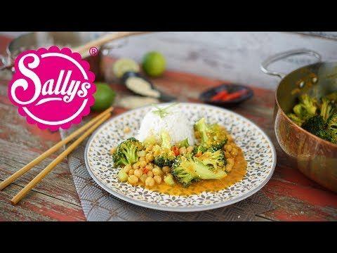 thai curry mit kichererbsen und reis schnelles mittagessen youtube reiseziele pinterest. Black Bedroom Furniture Sets. Home Design Ideas