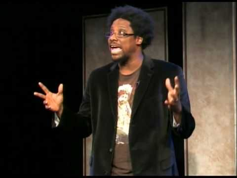 W. Kamau Bell's Outrageously Funny Totally Biased Gets in Your Face About Race | THE MIX, a weekly look at mixed ancestry