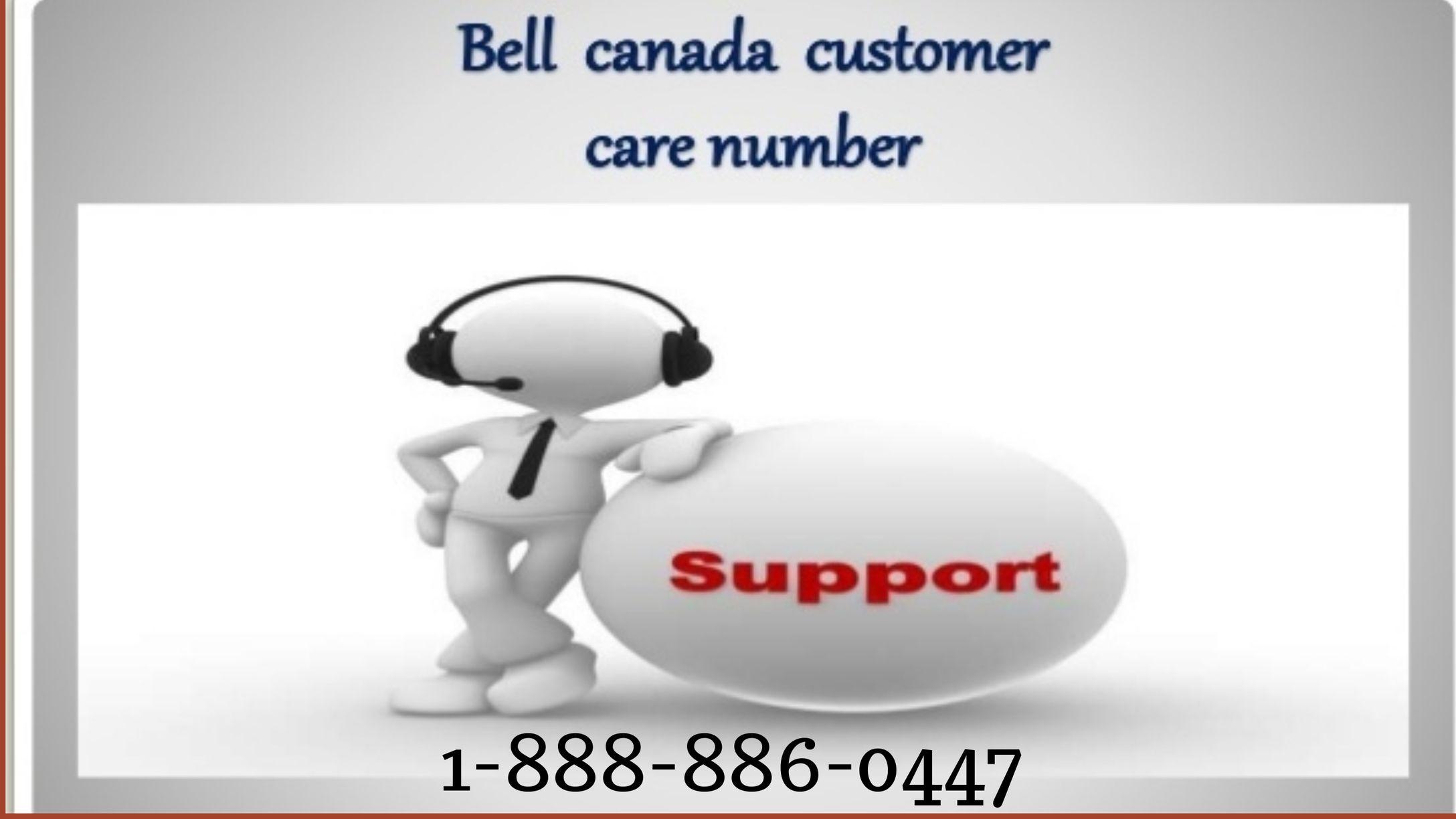 Bell Canada Customer Service 18888860477 Technical