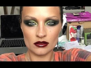 Seventies Inspired Makeup Therapy Pixiwoo Youtube With Images