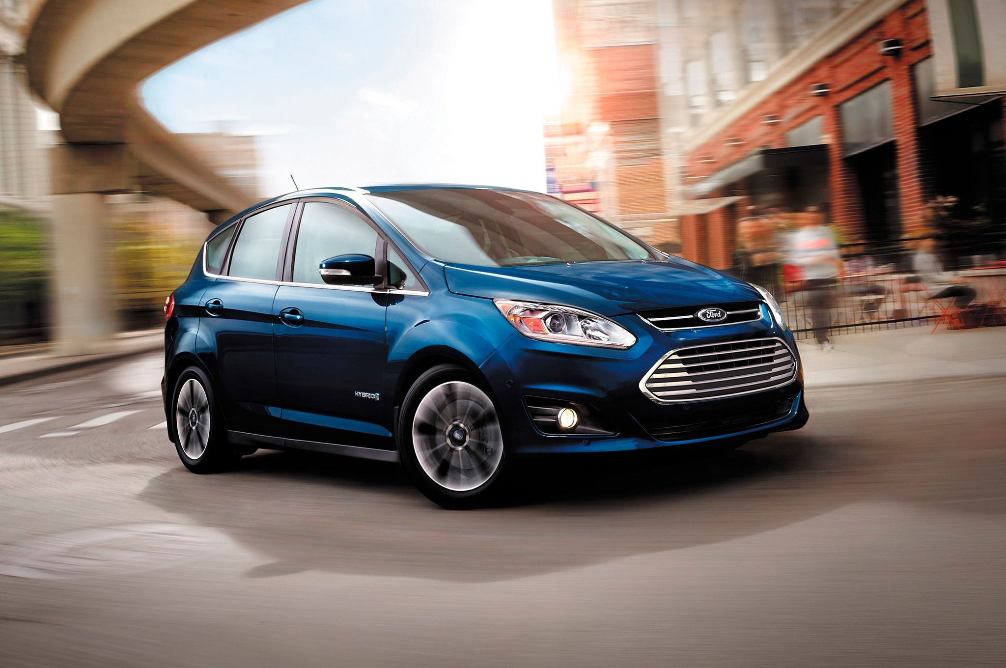 Ford Will Discontinue C Max Production For U S Market 2019 Ford Ford C Max Hybrid Hybrid Car