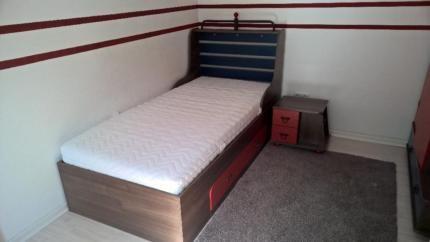 tolles piraten schlafzimmer f r coole jungs in bayern schongau ebay kleinanzeigen boot. Black Bedroom Furniture Sets. Home Design Ideas