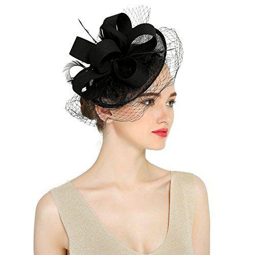 chapeau de c r monie bibi chapeau voilette mariage access. Black Bedroom Furniture Sets. Home Design Ideas