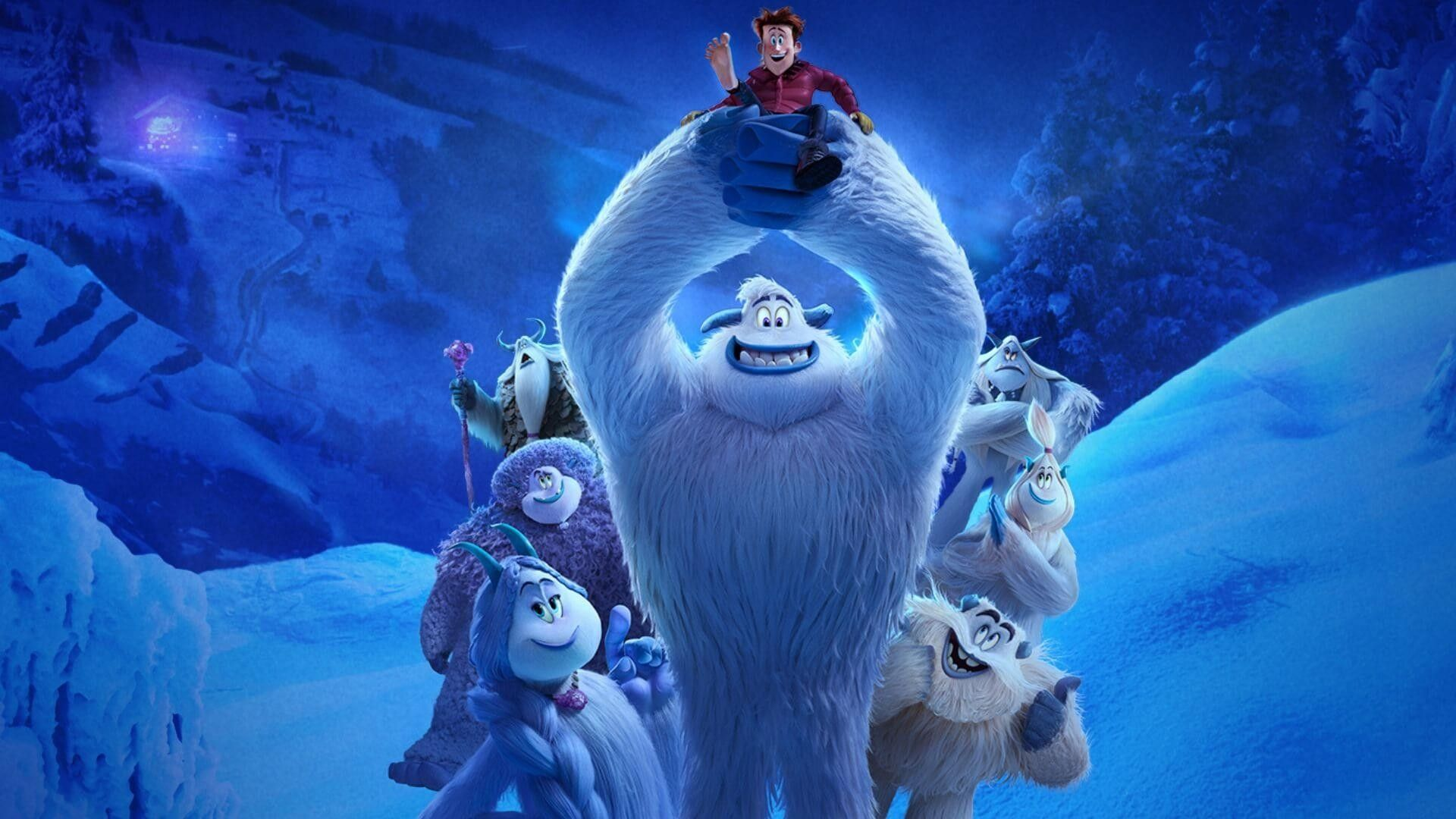 Smallfoot Watch it on icin3ma Animated movies, Movies