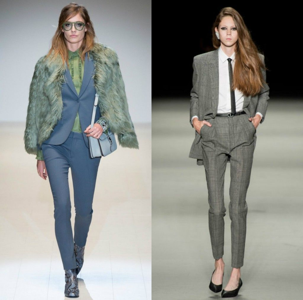 A working woman can also have fall fashion trends | Fashion ...