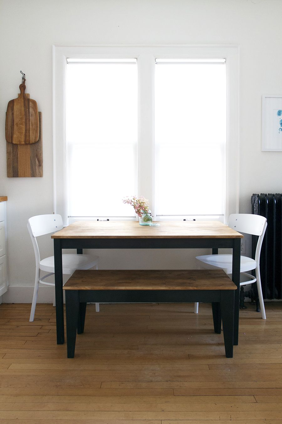 Kitchen Table Makeover with Amy Howard | Ikea dining table ...