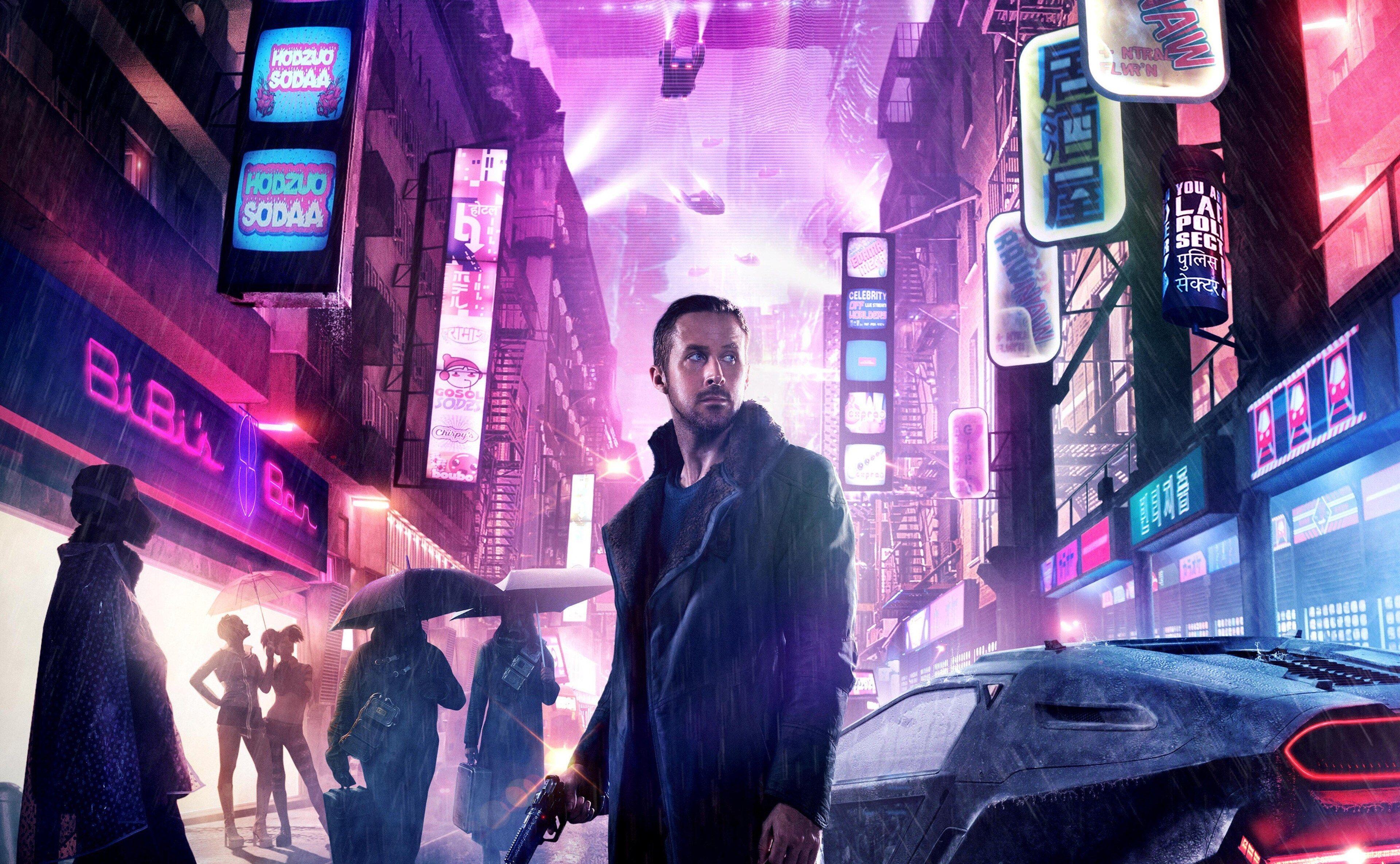 3840x2370 Blade Runner 2049 4k Wallpaper For Wide Screen Blade Runner Blade Runner 2049 Blade Runner Wallpaper