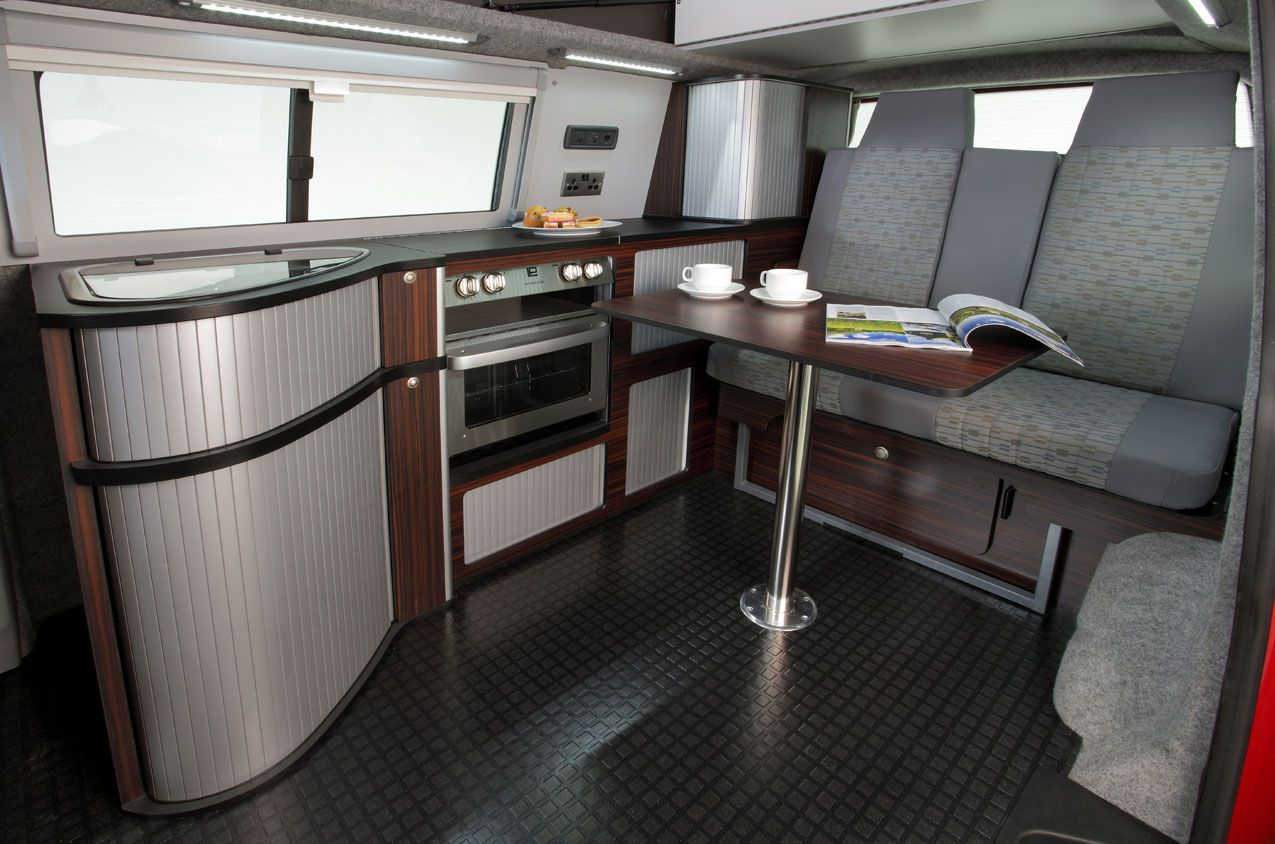 Vw Camper Interior Google Search Vw Interiors Pinterest Vw Camper Vw T5 And Interiors