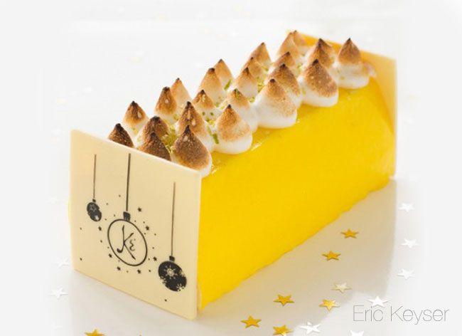 Desserts de noel des grands chefs
