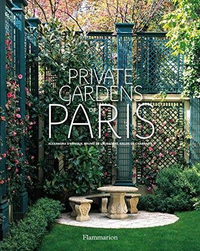 Private Gardens of Paris | Paris garden, Private garden ...