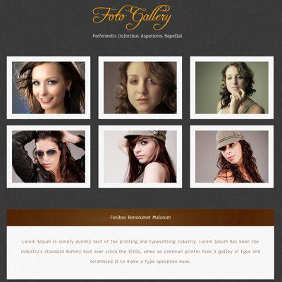 website photo gallery free