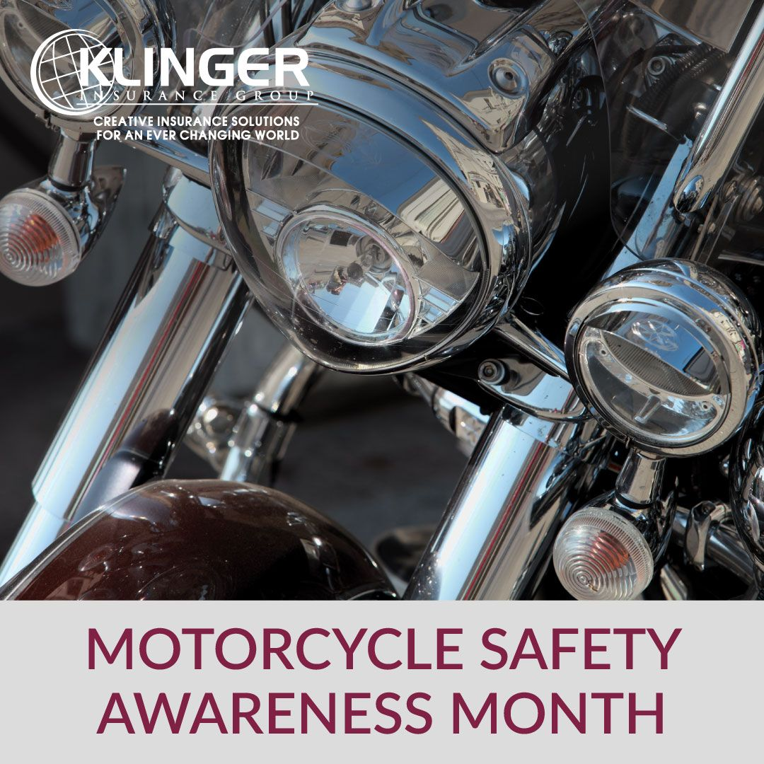 Motorcycle Safety Awareness Month reminds everyone
