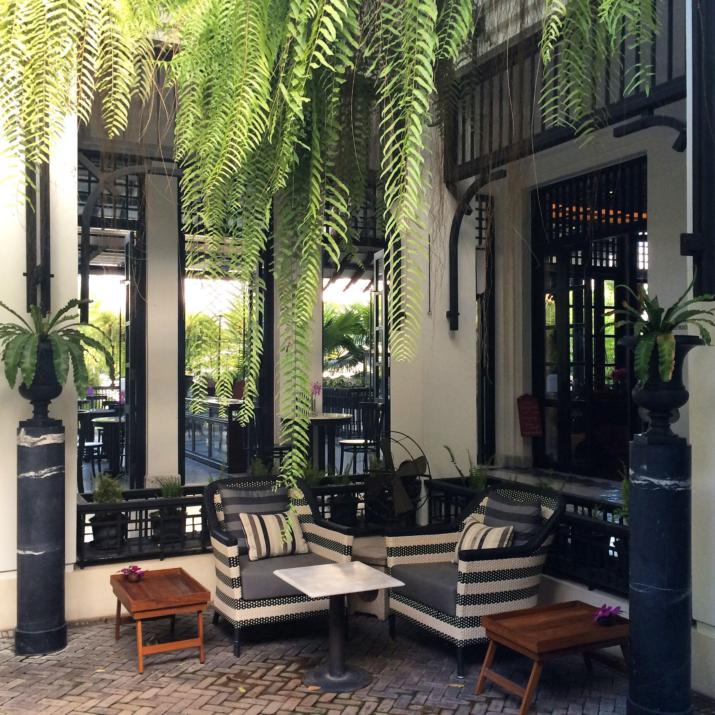 Lifestyle The Siam Hotel Bangkok