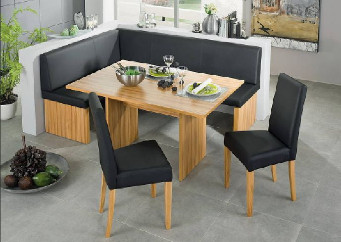 Kitchen Table With Bench kitchen table bench seating corner: get more value with corner