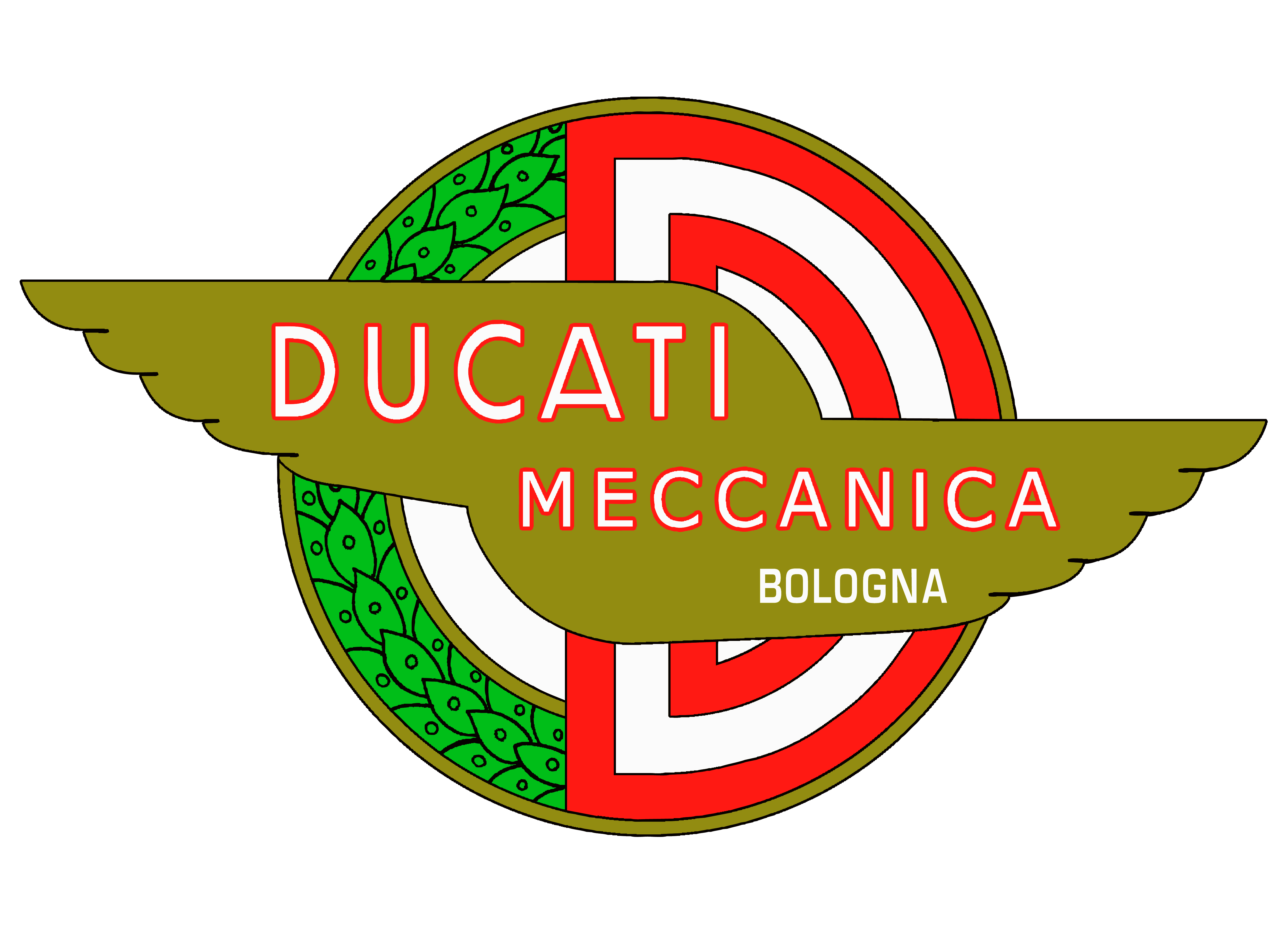 Logo Ducati Mechanica Bologna Motorcycle Logos Pinterest - Ducati motorcycles stickers