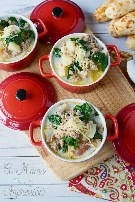 20 Instant Pot Soups Sure To Warm Your Soul Soup recipes