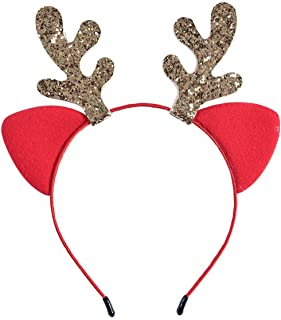 Amazon Com Christmas Headbands For Women Christmas Headband Headbands For Women Christmas Headbands Women