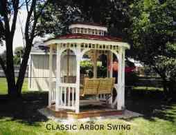 Victorian Gazebo With Swing Plans Victorian Gazebo Gazebo Pergola Garden