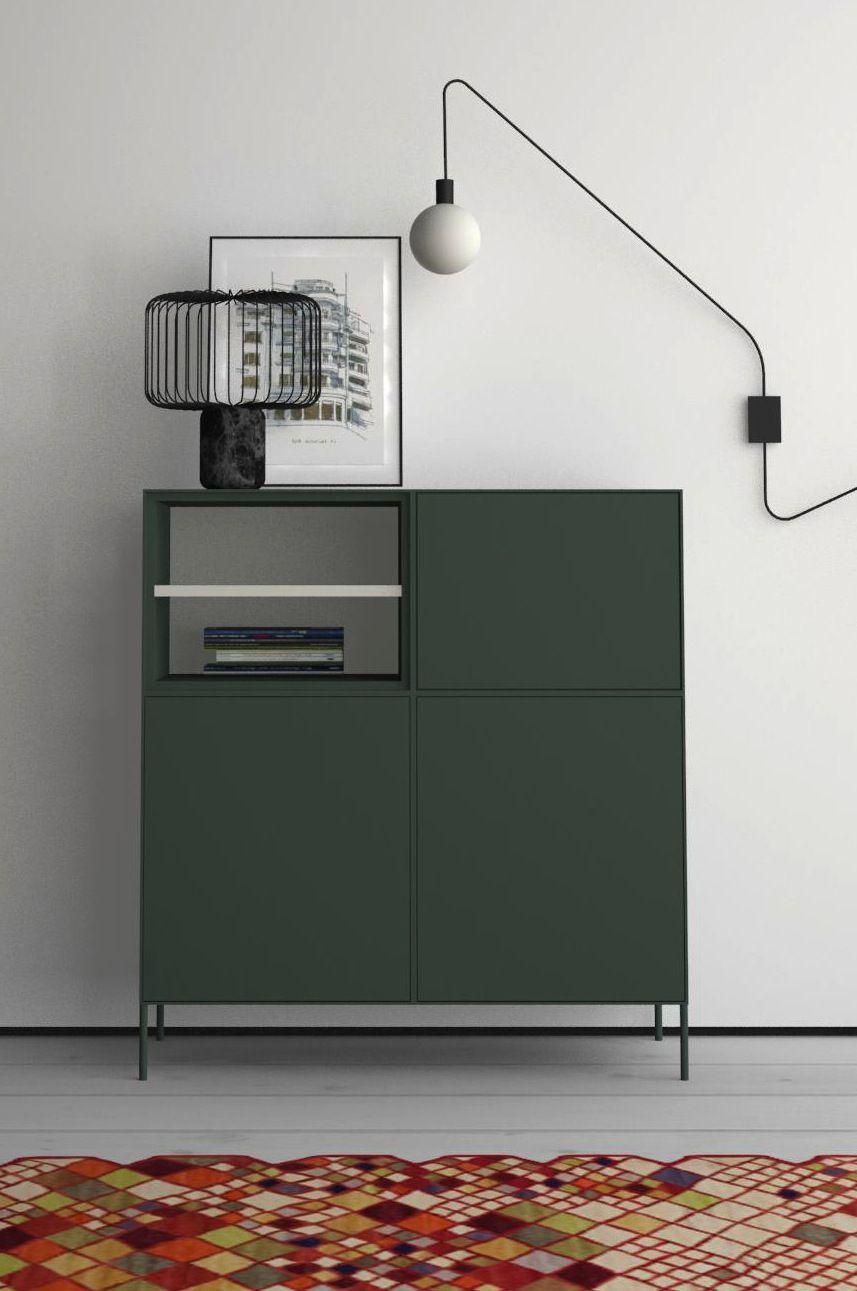 lauki ist ein modulares möbelsystem von treku. alle möbel