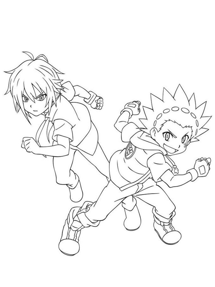Beyblade Burst Coloring Pages Spryzen Beyblade Burst Is A Japanese Manga Series And Toy Series Called Hiro Coloring Pages Cartoon Coloring Pages Friend Anime