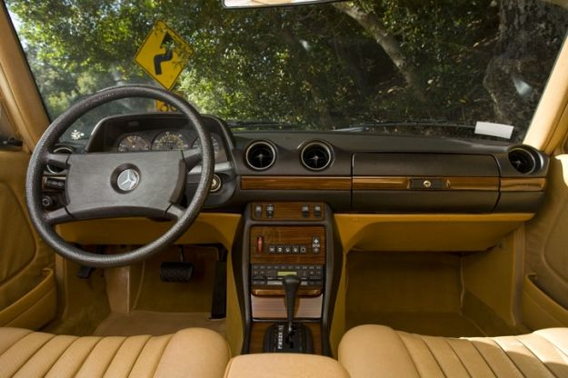 1984 Mercedes 300d These Cars Have A Very Nice Clean Interior