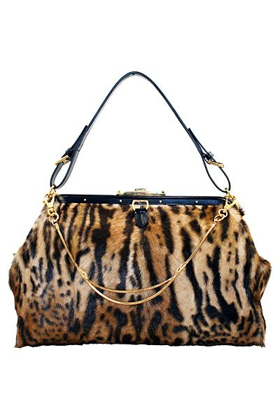 ca5b8ea26f Ralph Lauren animal print purse - rare to see a tiger print ...