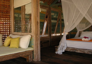8 airbnb stays on the gilis