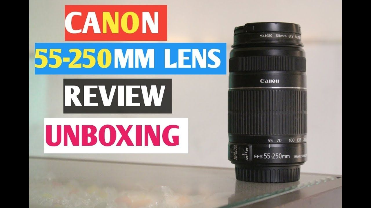 Pin by TECHNICAL SUPPORT on TECH News | Canon zoom lens