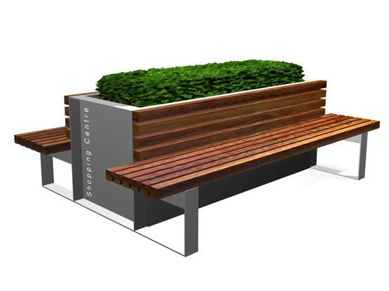 Planter bench google search jard n terraza y exterior for Google banco exterior