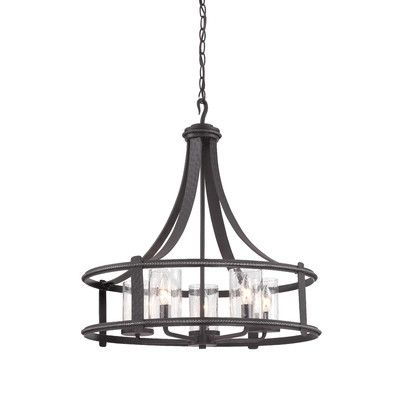 Designers fountain palencia 5 light candle chandelier reviews wayfair