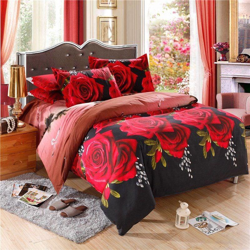 Wholesale Twin Queen King Duvet Cover 3d Bed Linens Comforter