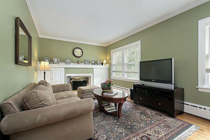 Sherwin Williams Artichoke Shwerwin Williams Paint Artichoke 6179 Clary Sage 6178 Polished Sage Green Living Room Sage Living Room Living Room Wall Color