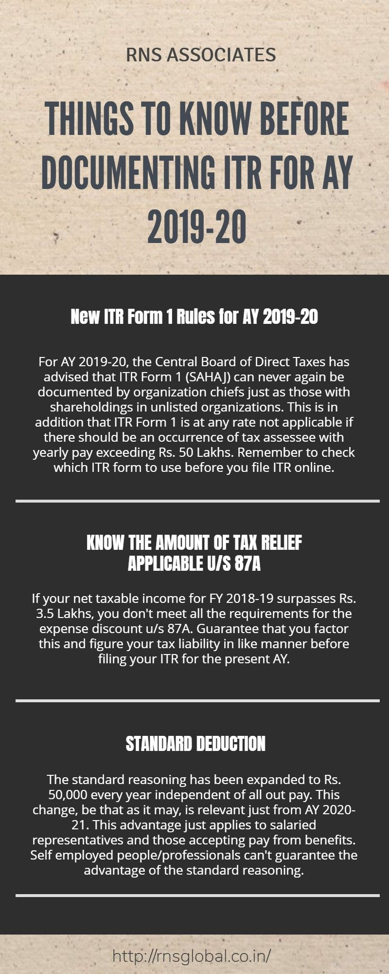 The Indian Tax Authorities Issued The Notice That Various Itr Forms For Assessment Year 2019 20 Ay 2019 20 Are P Chartered Accountant Dehradun Things To Know