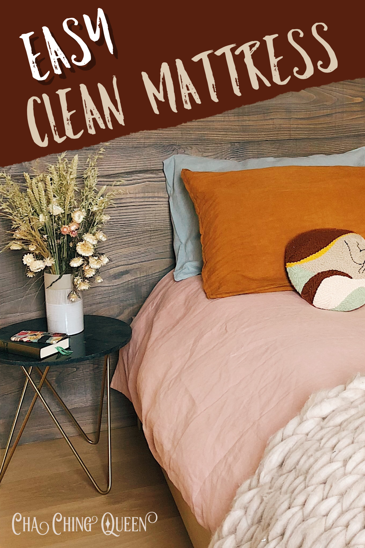 How to Clean a Mattress Guide to Mattress Stain Remover
