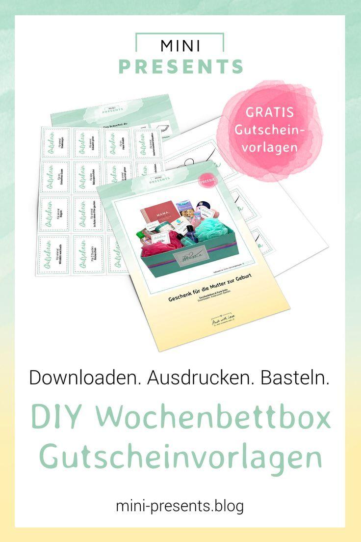 Geschenke Fur Die Mutter Zur Geburt Diy For Kids Projects To