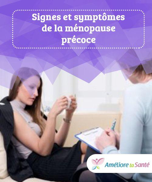 ménopause symptômes psychologiques